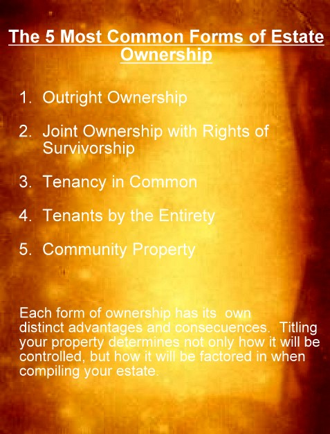 EstateOwnership