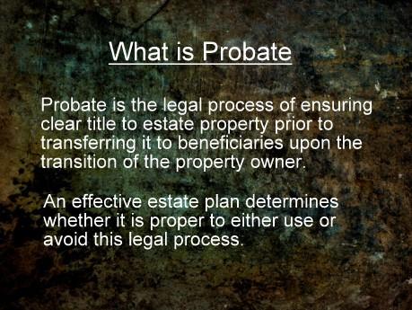 WhatisProbate